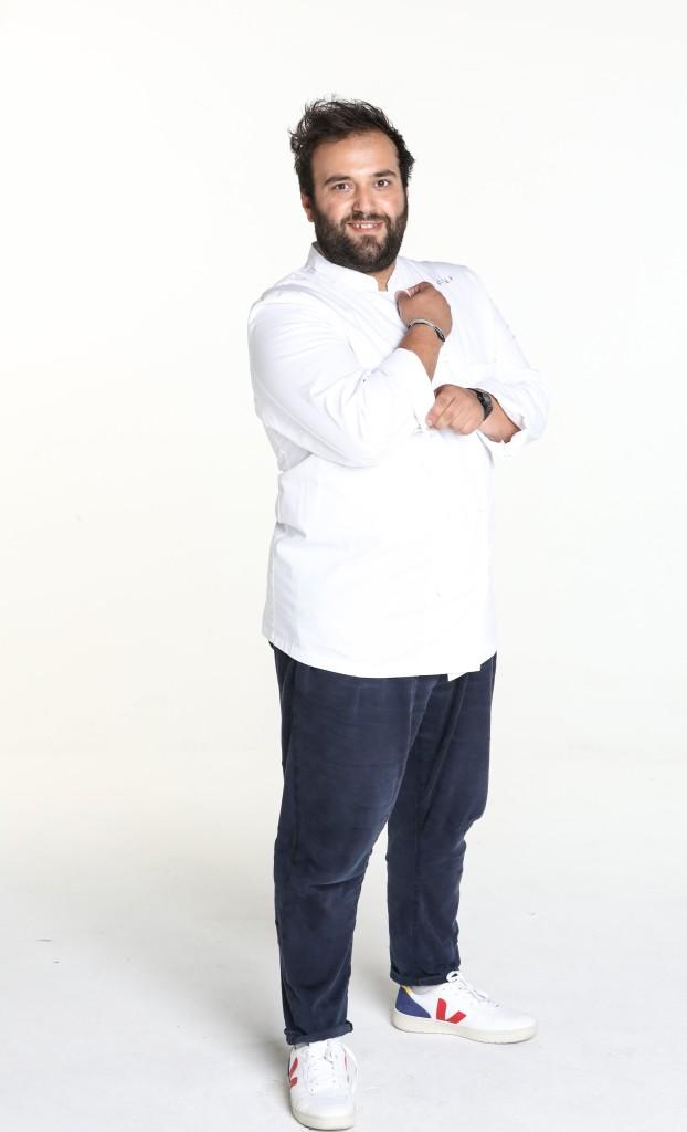 Gianmarco Gorni, ancien candidat Top Chef