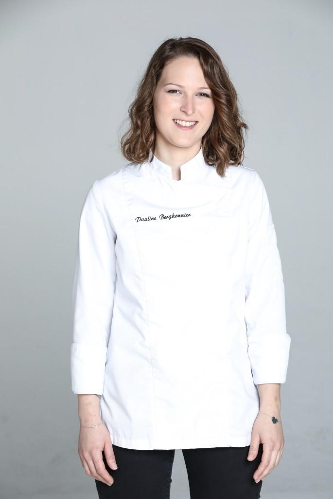 Pauline Berghonnier, ex-candidate Top Chef