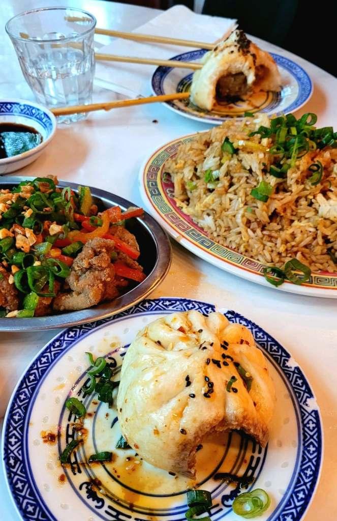 Diner chez Gros Bao. ©LouiseDelaroa