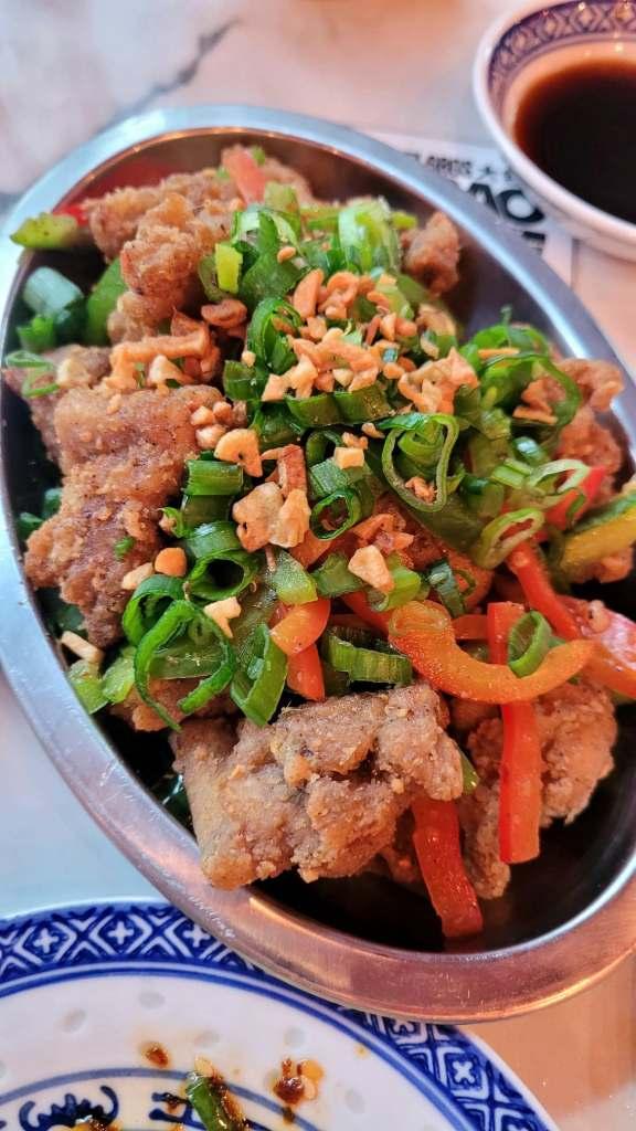 Ailes de poulet croustillants  de Gros Bao ©LouiseDelaroa